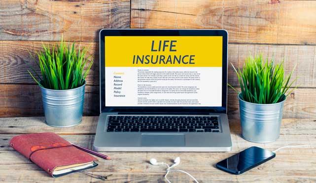 life insurance website