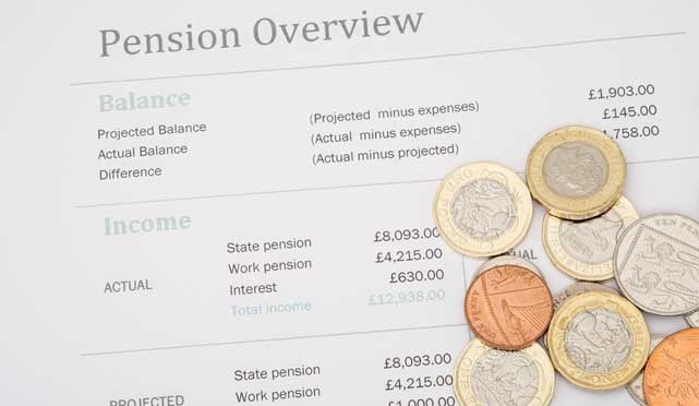 pension overview