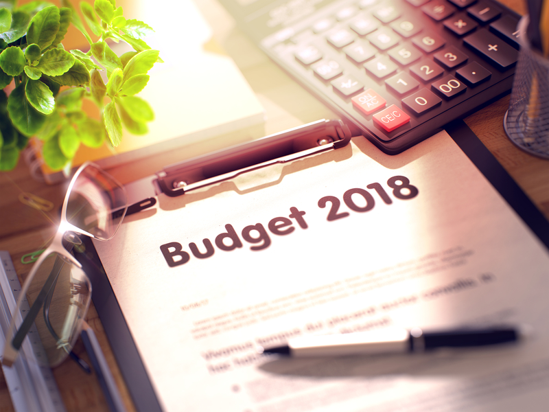 National Budget 2018