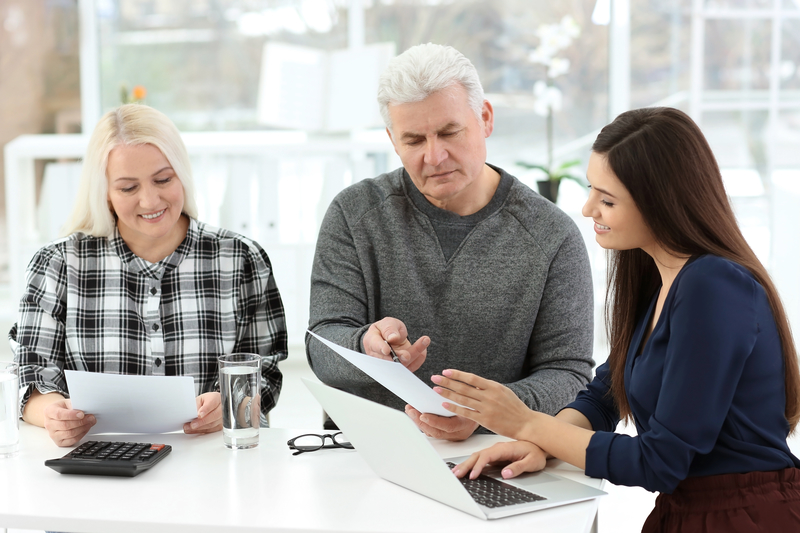 Pension Planning Meeting